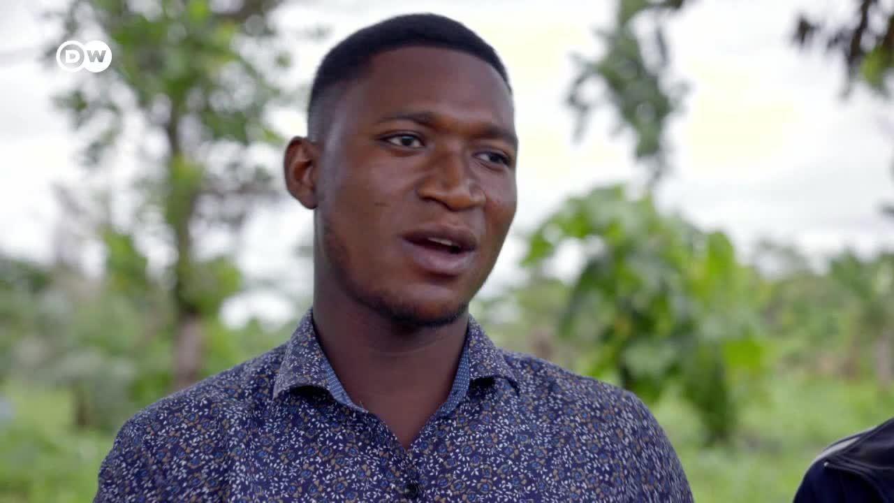 Desplazados: Tomates y codicia - El éxodo forzado de los agricultores de Ghana