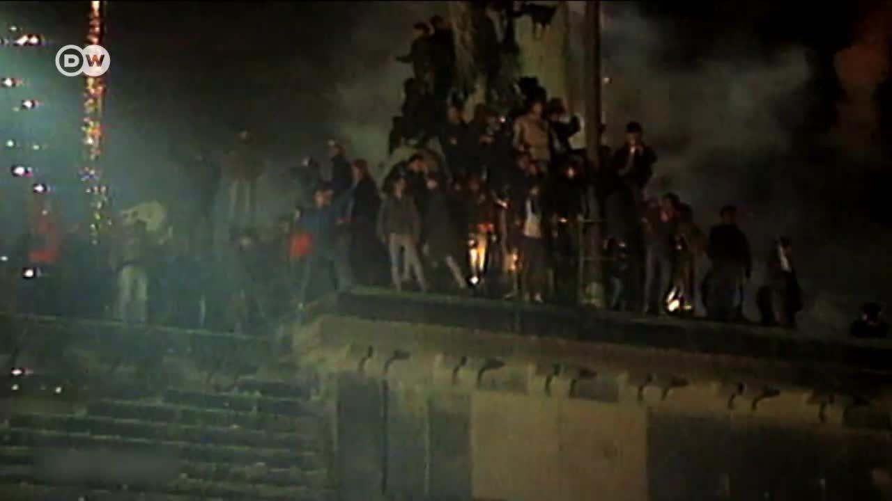 Héroes de la caída del muro - Historias de la Europa del Este