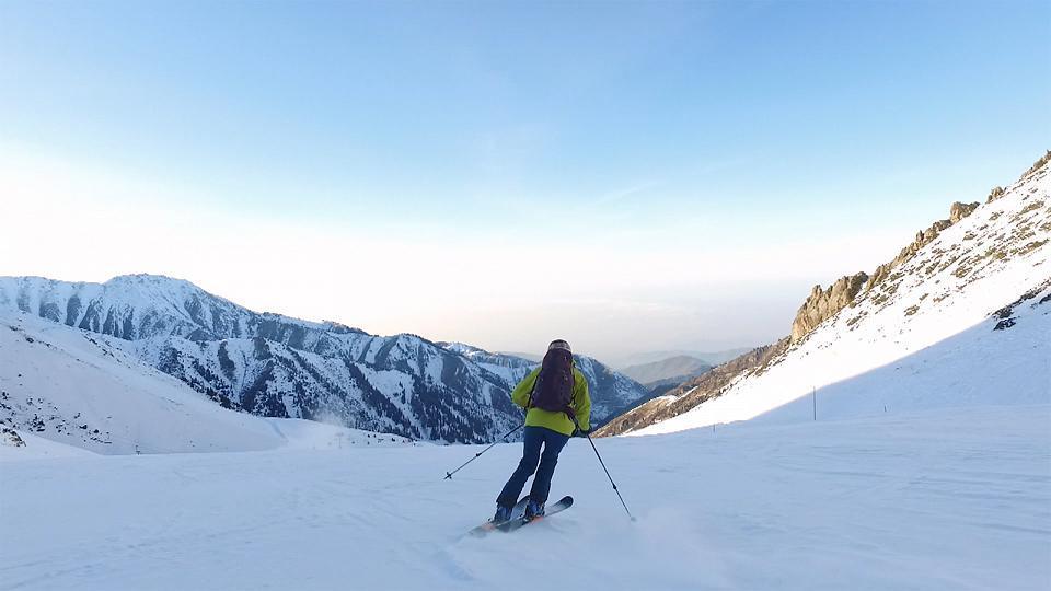 Shymbulak, el reino de los deportes de invierno en Kazajistán