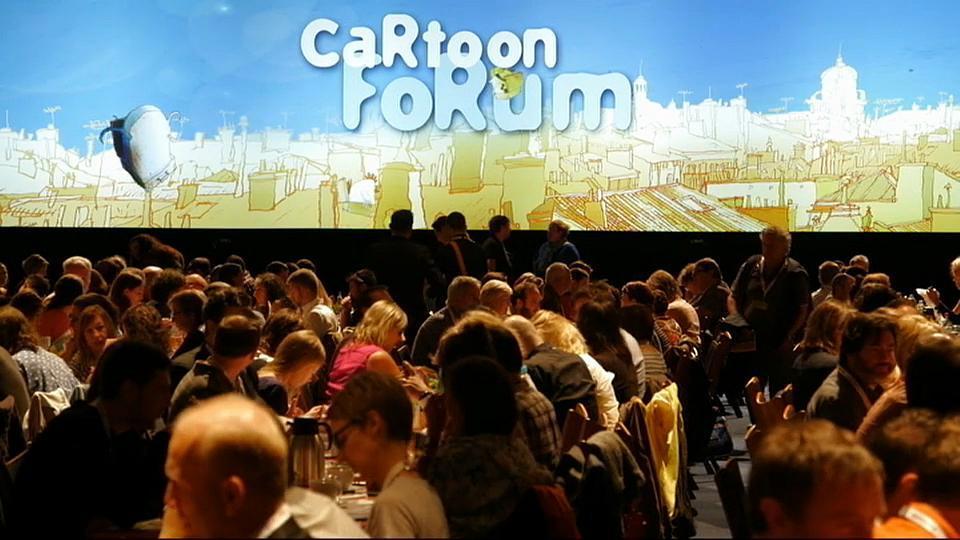 El Cartoon Forum de Touluse llega con las últimas novedades en el mundo de la animación