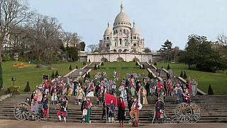 Francia conmemora los 150 años de la Comuna de París, el primer gobierno de la clase obrera