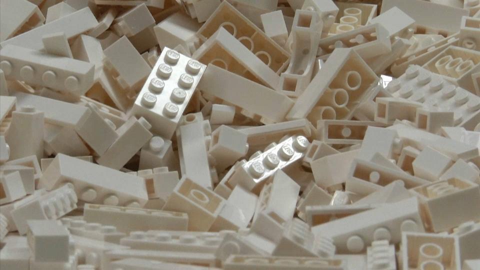 La Tate Modern acoge una instalación interactiva de Lego