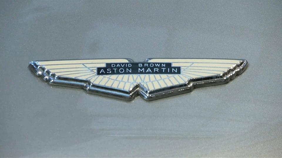 Subasta del Aston Martin de James Bond