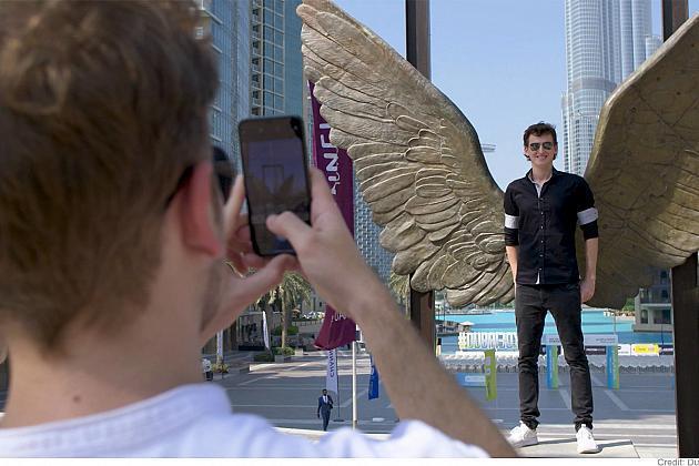 Dubai es la quinta ciudad más fotografiada del mundo en las redes sociales