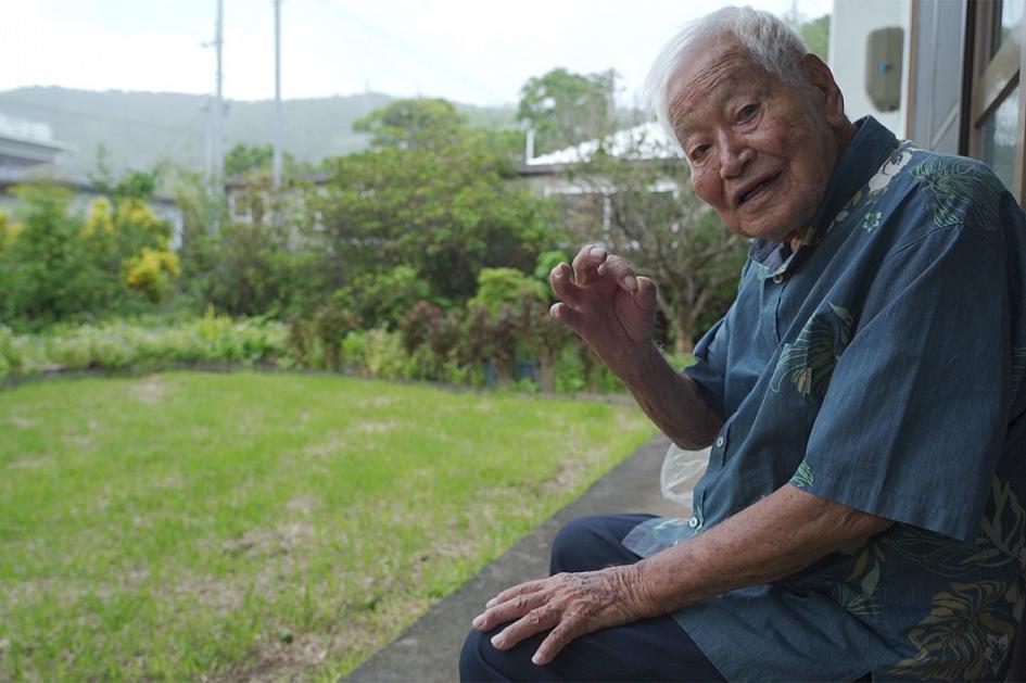 Los japoneses y el secreto de la longevidad