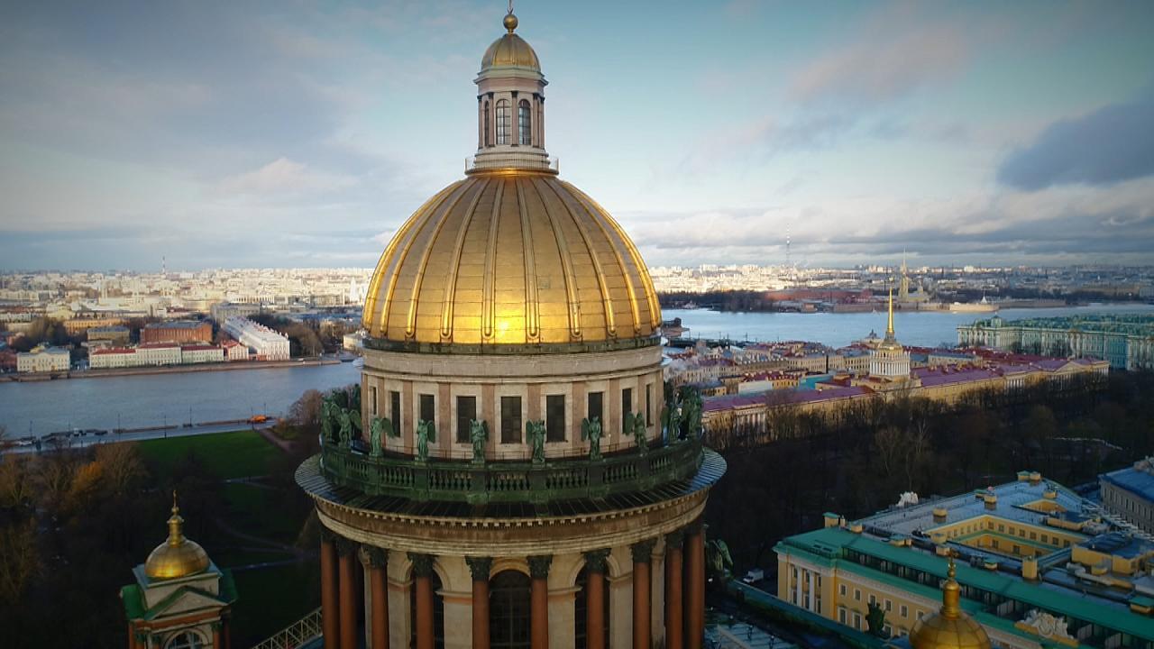 San Petersburgo: historia de Rusia destilada