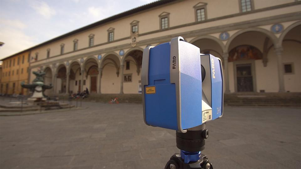 Realidad virtual y 3D para sumergirnos en el patrimonio histórico europeo