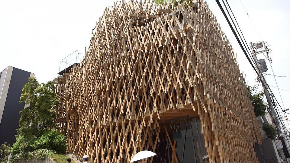 El nuevo arte japonés en arquitectura y diseño