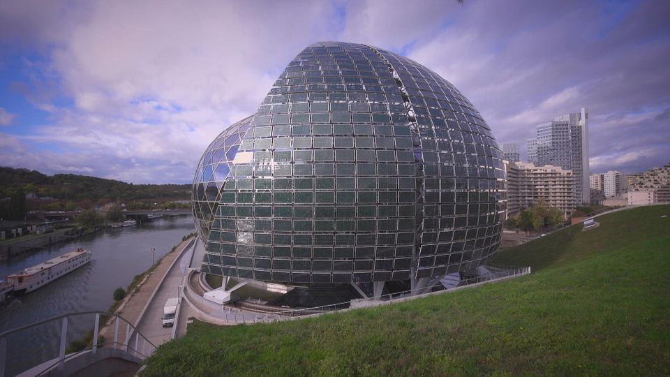 La arquitectura japonesa deslumbra en Francia