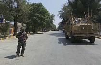 La OTAN y Estados Unidos abandonan Afganistán