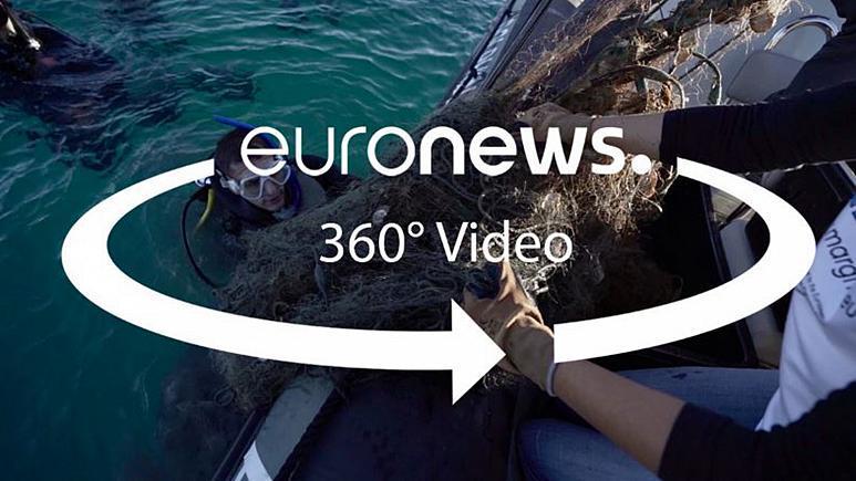 Las artes de pesca son el 27 % de toda la basura marina en Europa