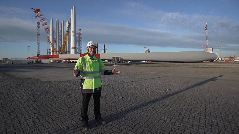 Rotores de 220 metros de diámetro: la energía eólica que viene