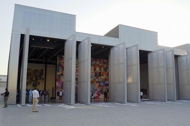Al Quoz el nuevo barrio bohemio y vibrante de Dubai
