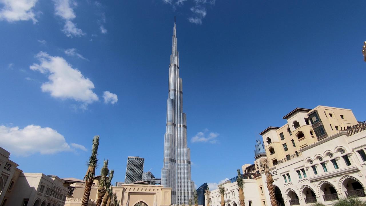 El centro de Dubai: la obsesión por el maximalismo arquitectónico y cultural