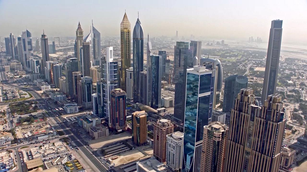 Florece un nuevo barrio en el corazón de Dubai