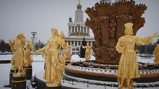 Los innumerables atractivos de Moscú bajo el blanco manto de la nieve
