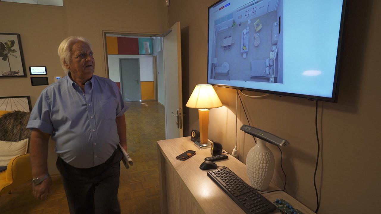 Casas inteligentes para la autonomía de las personas mayores