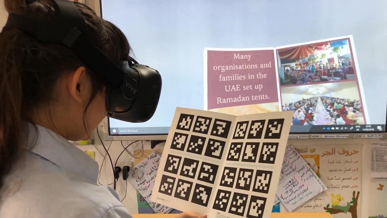 La realidad virtual transforma educación y arquitectura