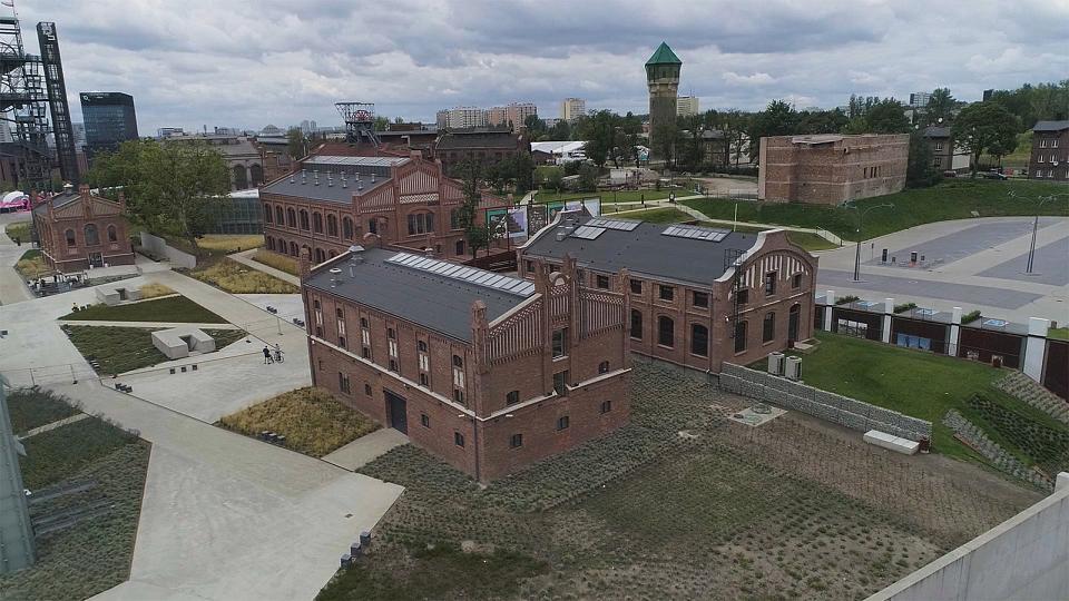 Katowice, de motor industrial a referente cultural