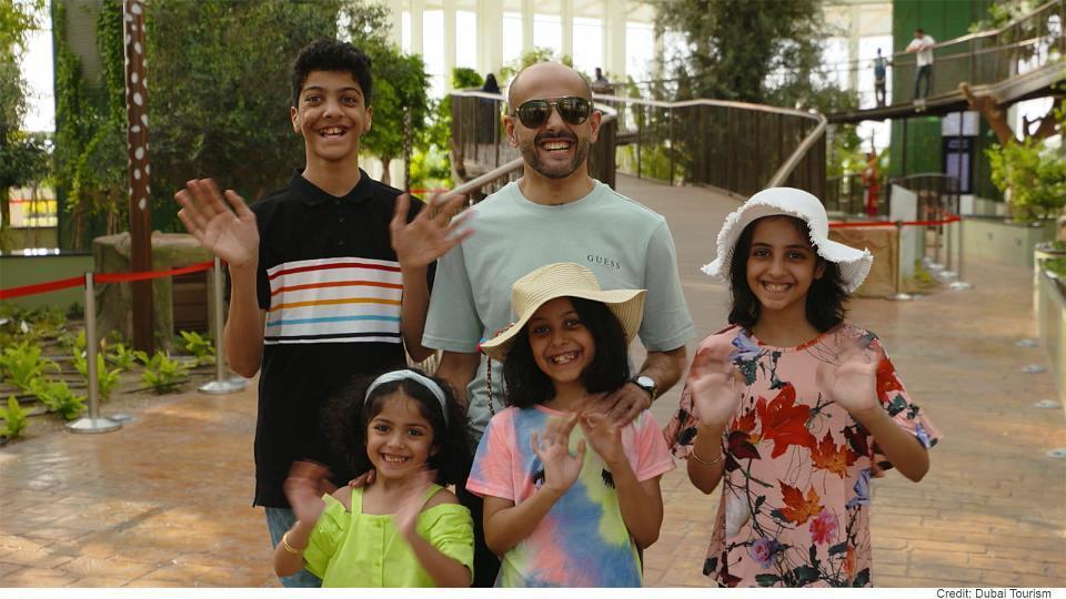 Dubai, en busca de la felicidad plena