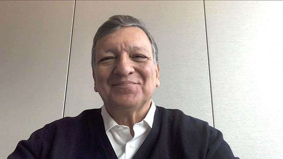 José Manuel Durão Barroso: