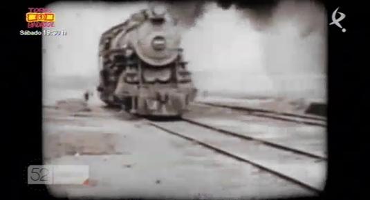 El tren y Extremadura (20/06/14)