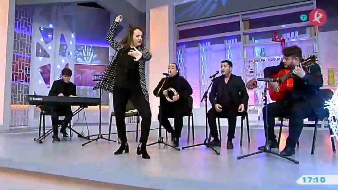 Al son del cajón: dando la bienvenida a la Navidad con flamenco