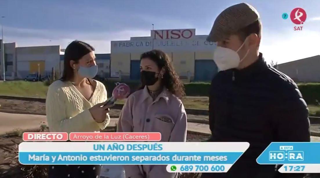 Arroyo de la Luz, una año de pandemia de coronavirus