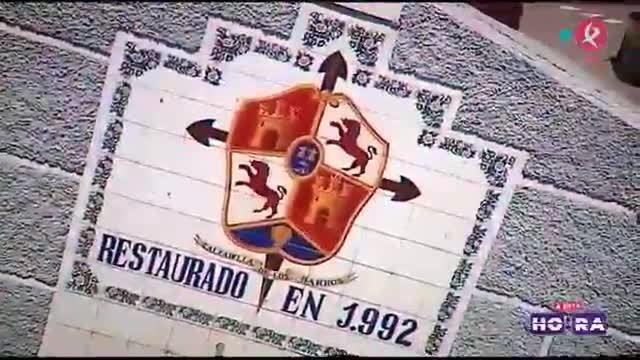 Calzadilla de los Barros en 1 minuto