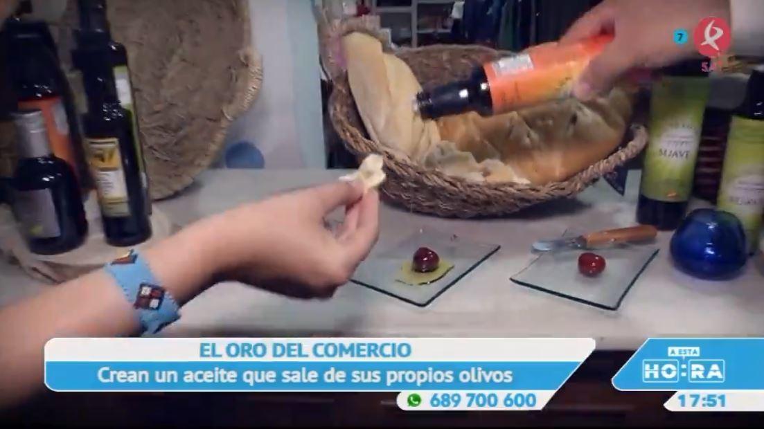 ¿Cómo sabe el aceite de Esparragalejo que conquista el mundo?