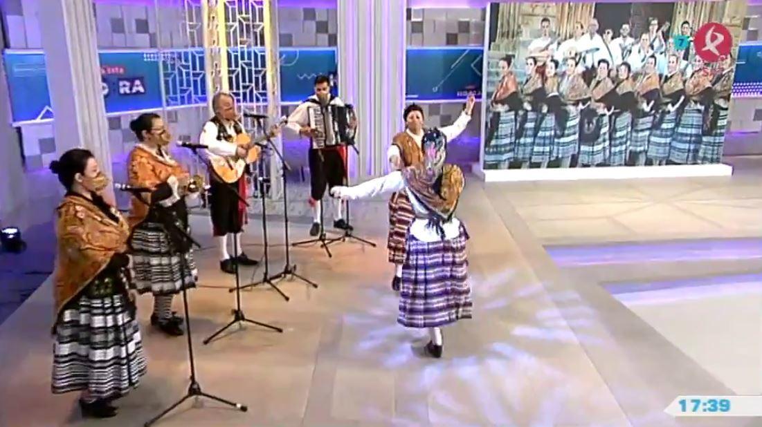 Jota de la Siberia por el grupo Cantarera de Herrera del Duque