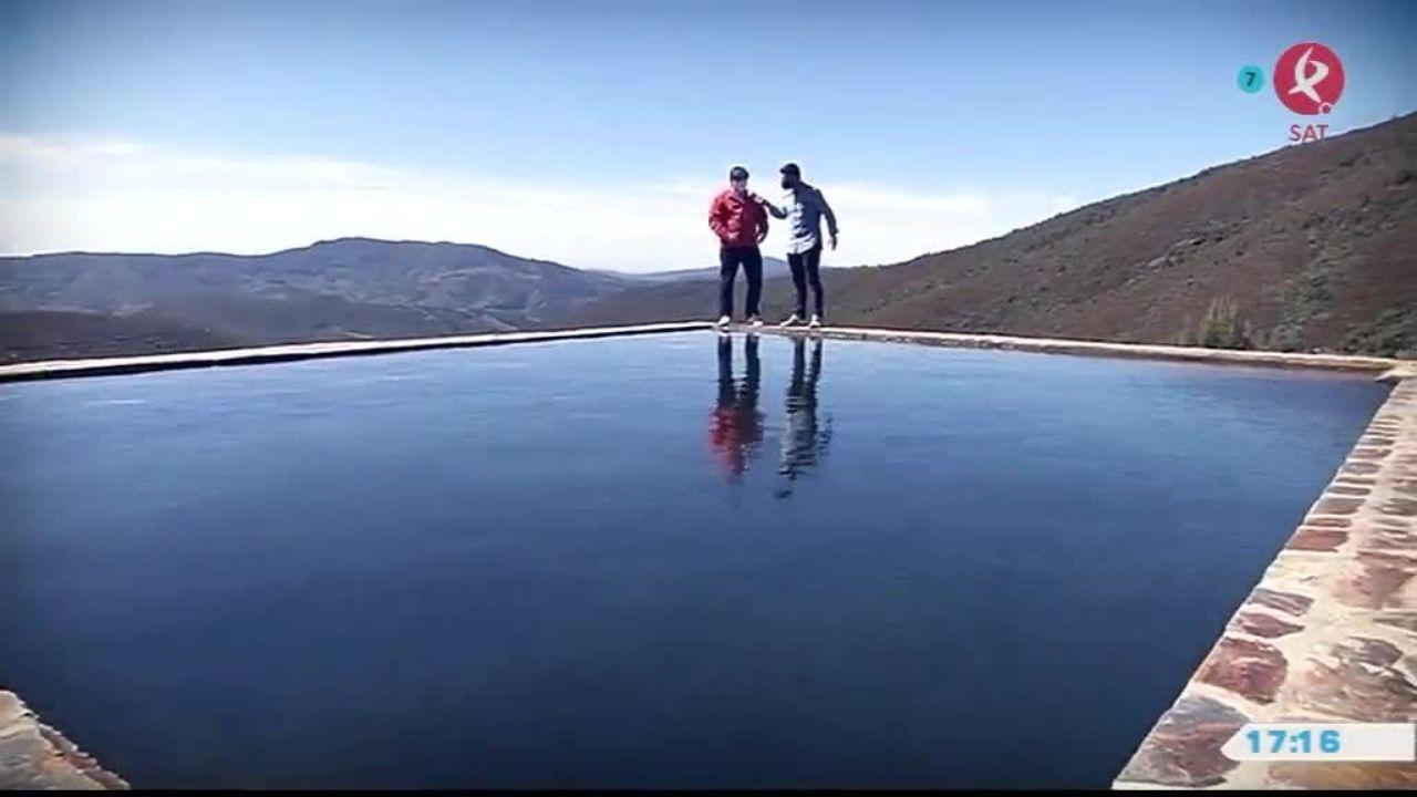 Las Hurdes, el rincón de las piscinas infinitas