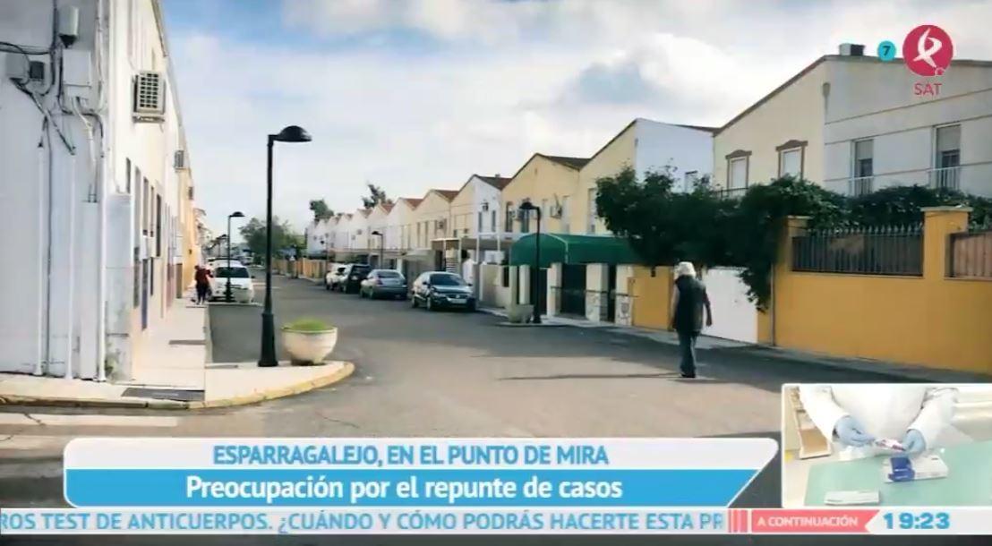 Mucha preocupación en Esparragalejo por el coronavirus