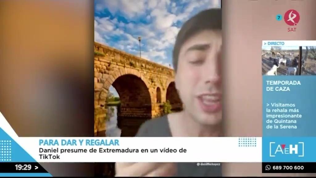 Un vasco enamorado de Extremadura