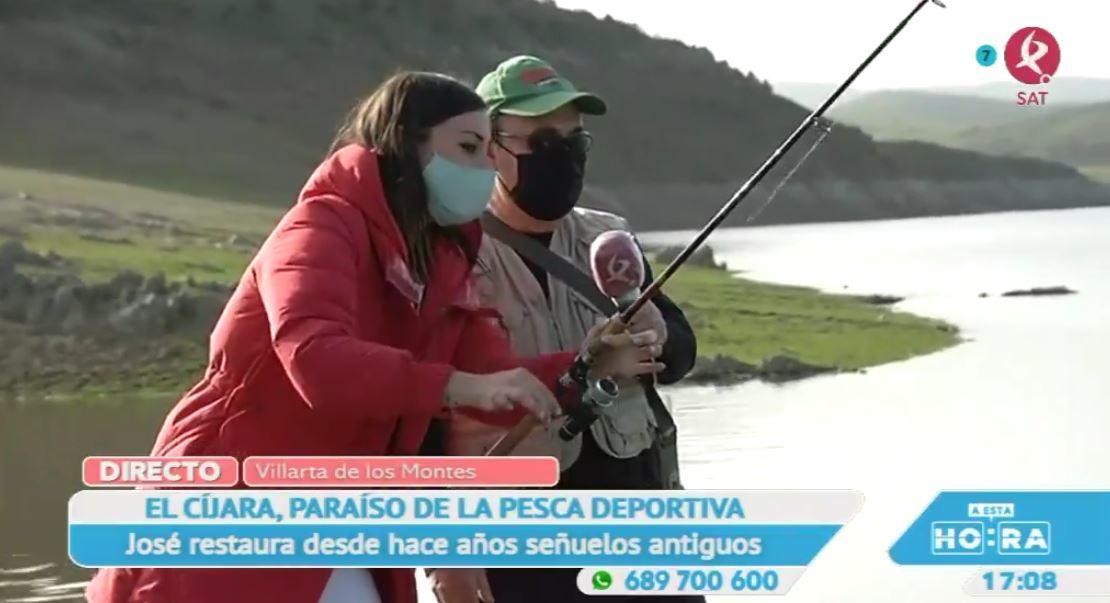 Villarta de los Montes, paraíso de la pesca deportiva
