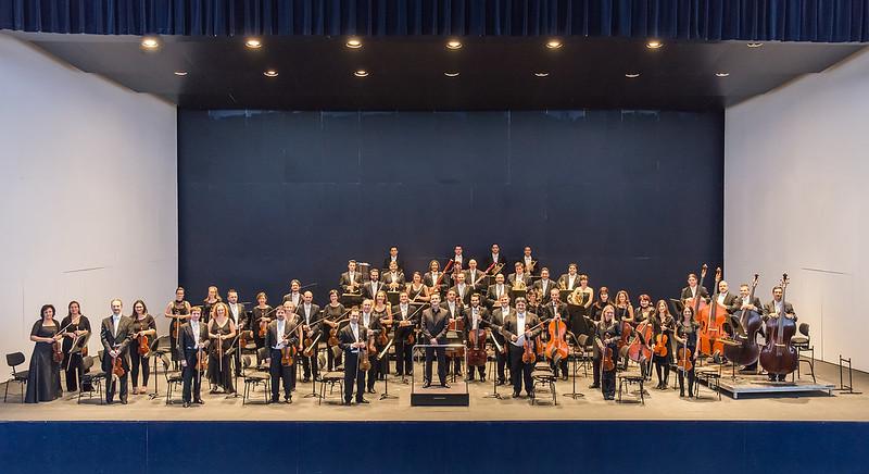 Álvaro Albiach interpreta la Séptima de Mahler para despedirse de la Orquesta de Extremadura
