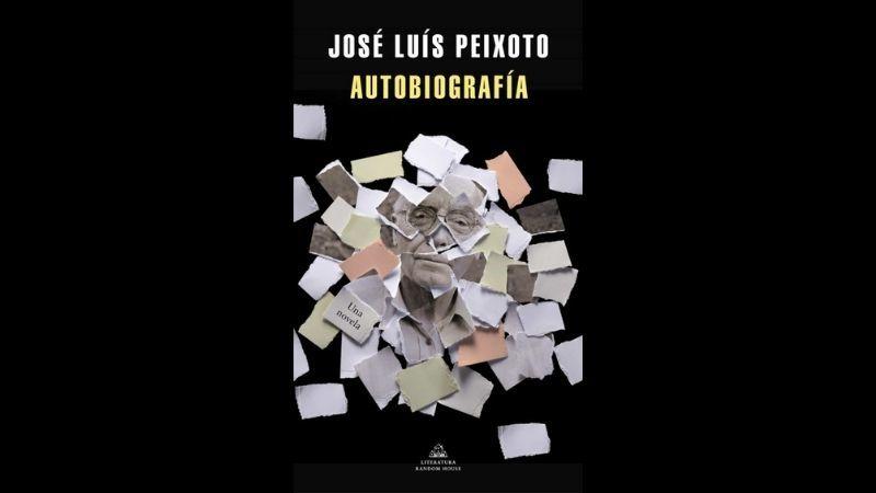 José Luís Peixoto nos habla de 'Autobiografía', su nueva novela, y de su próximo libro de poemas