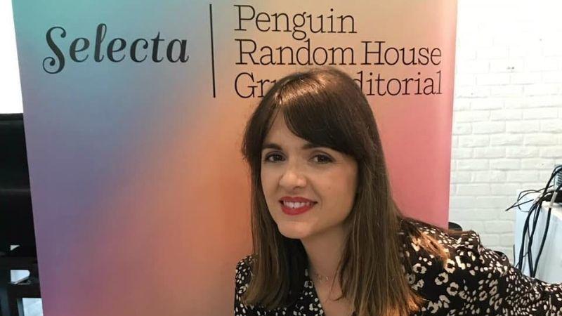 Mariam Orazal (es decir, Esther Sánchez Lázaro) gana el Vergara de novela romántica