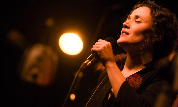 Puro Gershwin Trio actúa en el Badejazz: charlamos con su cantante, Sheila Blanco
