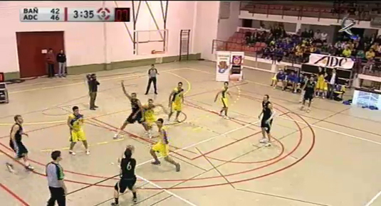 Baloncesto: Baños de Montemayor - ADC Baloncesto