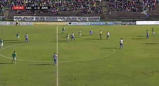 Futbol: Cacereño - Arroyo