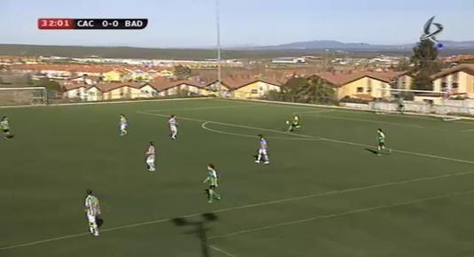 Futbol femenino: Cáceres - Badajoz