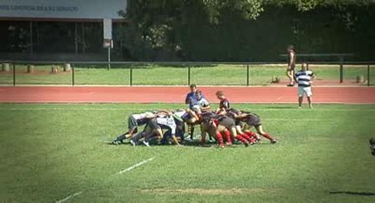 Rugby: Club Rugby Badajoz - CAR Cáceres