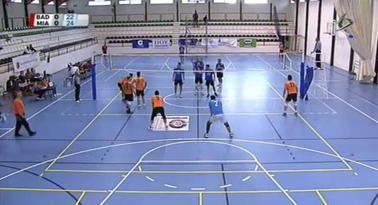 Voleibol: Hotel Río Badajoz - AD VB Miajadas