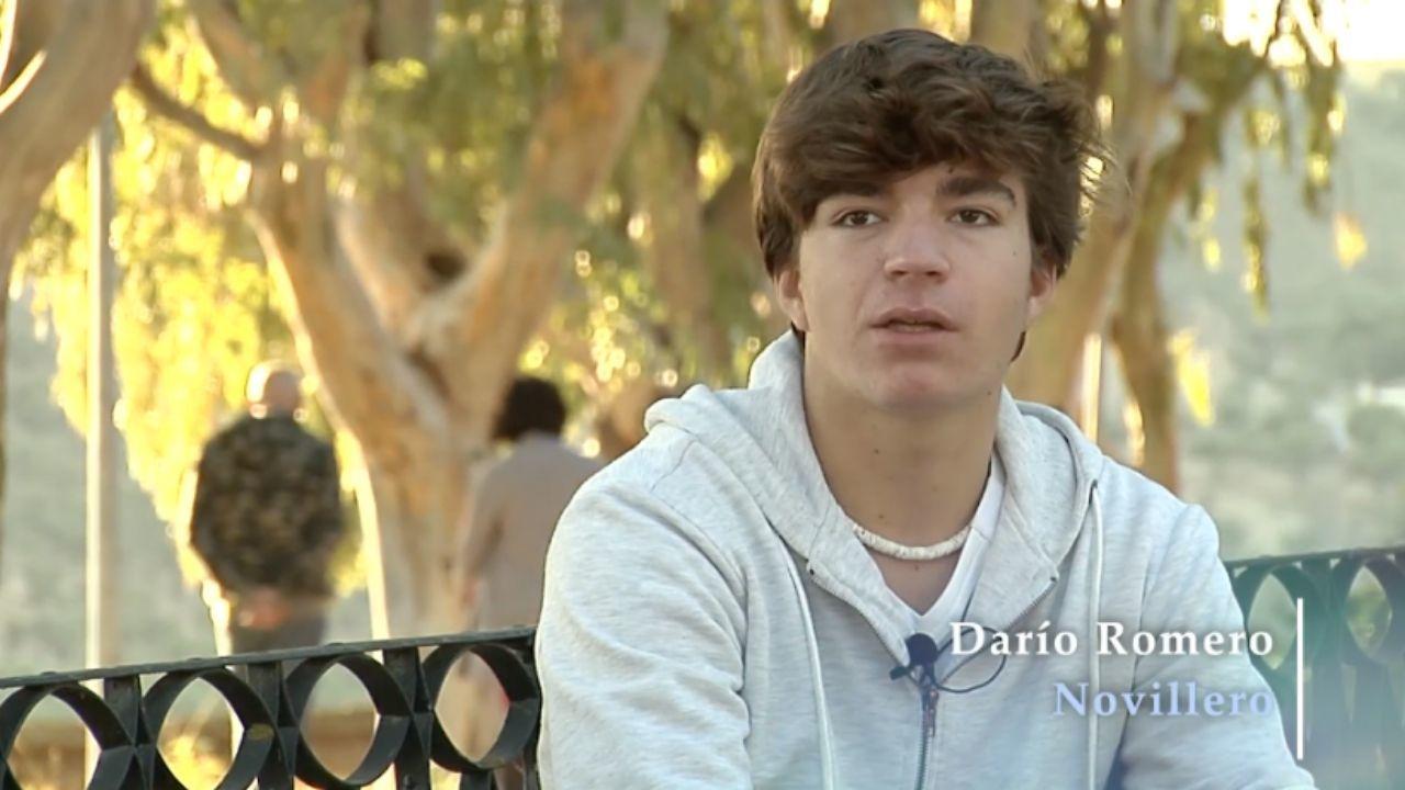 En nuestro Toreo Base conocemos a Darío Romero