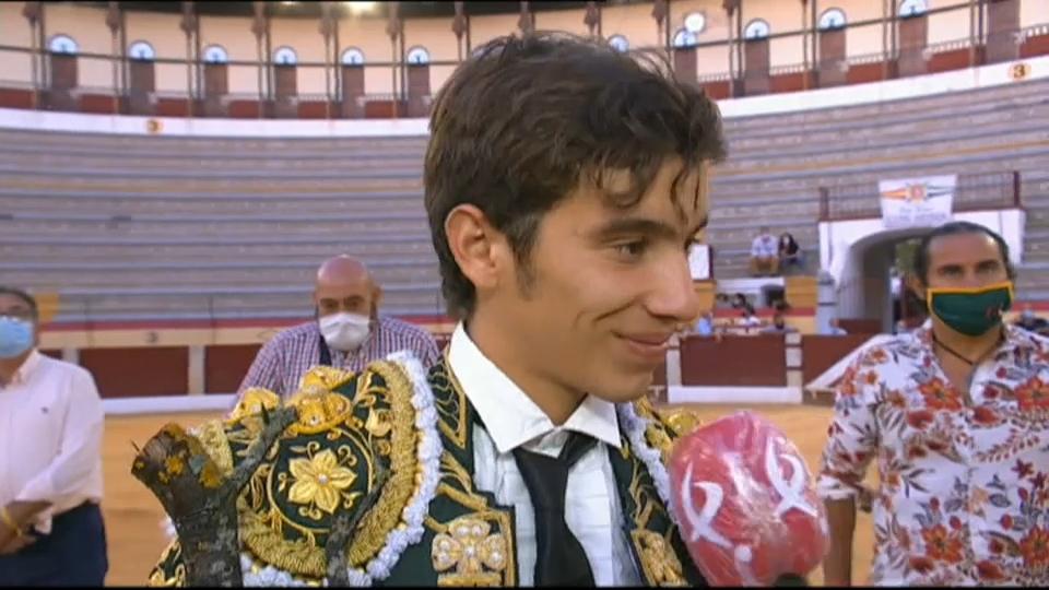 Así ha sido la entrega de trofeos del certamen de tauromaquia pacense