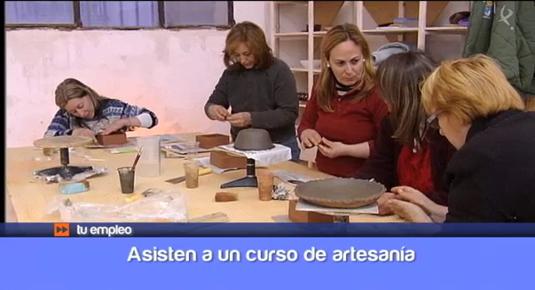 Artesanía en Extremadura (30/04/14)