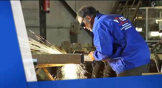 el sector del metal en Extremadura (19/11/14)