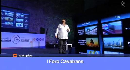 Proyecto Cavatrans - Cooperación Empresarial (08/07/14)