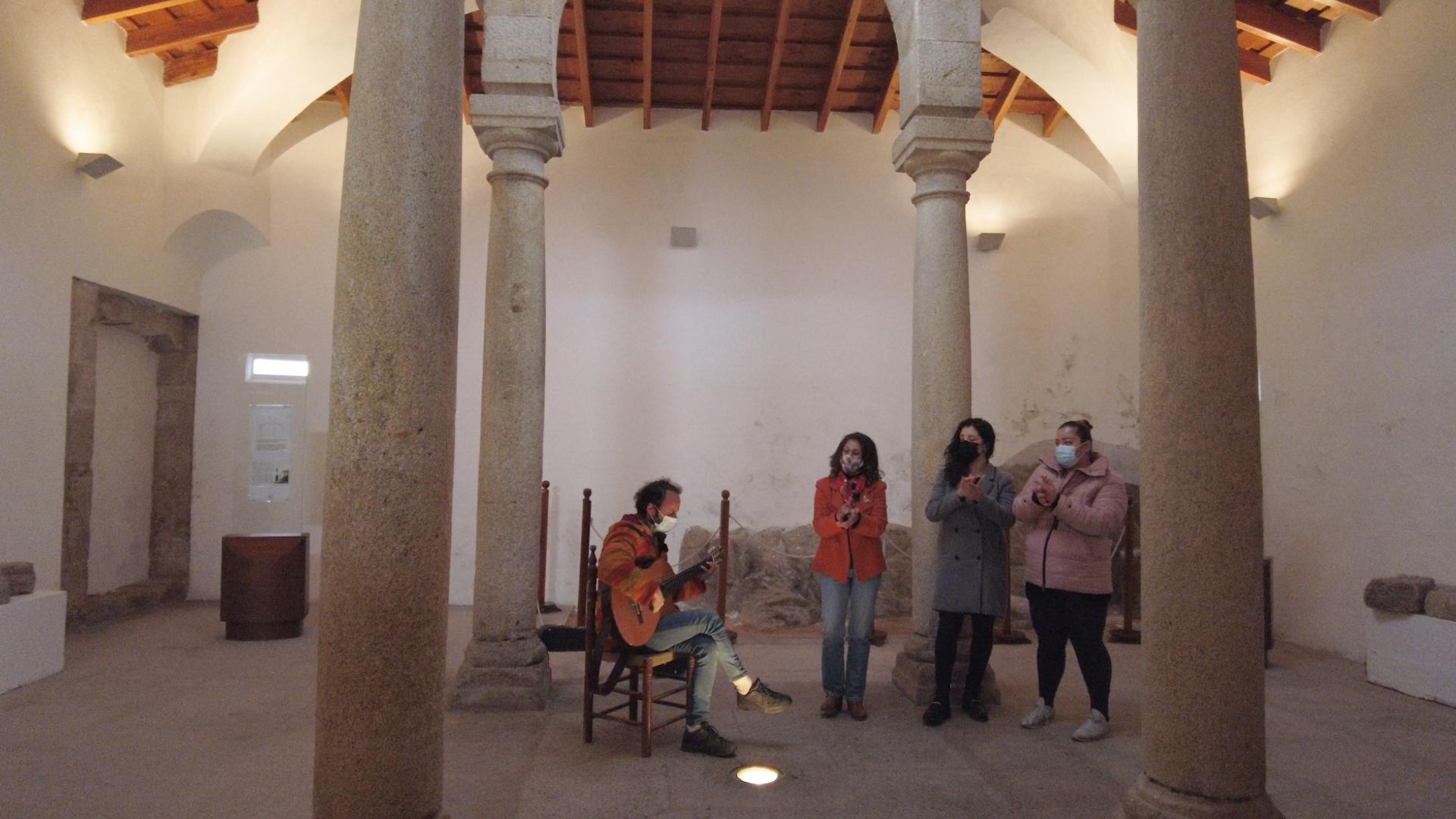 ¿Alguna vez escuchaste flamenco en una sinagoga judía?